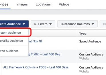 How To Quickly Scale Your Business Using Lesser Known  Facebook Ads Custom Audiences