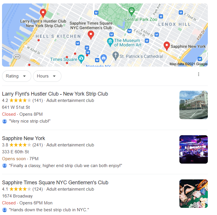 Add A New Location To Google My Business